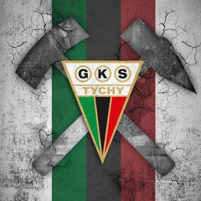 logo klubu GKS Tychy